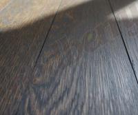 Charcoal on Oak